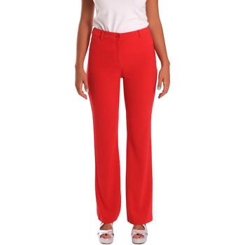 Ruhák Női Chino nadrágok / Carrot nadrágok Gaudi 811FD25013 Piros