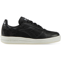 Cipők Női Rövid szárú edzőcipők Diadora 201.173.346 Fekete
