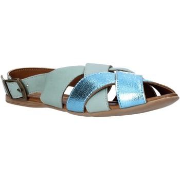 Cipők Női Szandálok / Saruk Bueno Shoes 9J2103 Kék