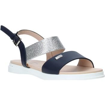 Cipők Lány Szandálok / Saruk Miss Sixty S20-SMS765 Kék