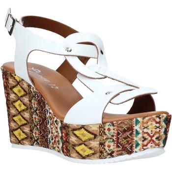 Cipők Női Szandálok / Saruk Grace Shoes 09 Fehér