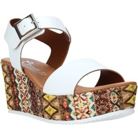 Cipők Női Szandálok / Saruk Grace Shoes 06 Fehér