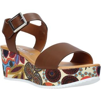 Cipők Női Szandálok / Saruk Grace Shoes 03 Barna