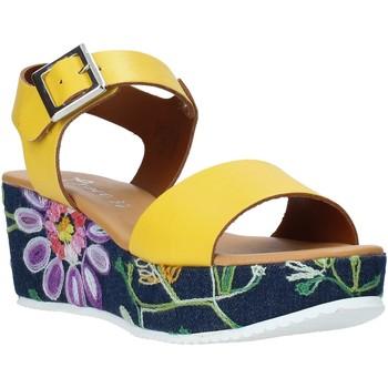 Cipők Női Szandálok / Saruk Grace Shoes 02 Sárga