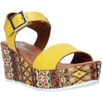Cipők Női Szandálok / Saruk Grace Shoes 06 Sárga