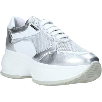 Cipők Női Rövid szárú edzőcipők Exton 1575 Ezüst