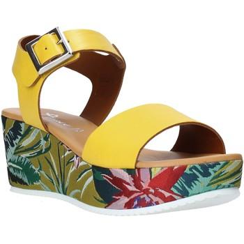 Cipők Női Szandálok / Saruk Grace Shoes 01 Sárga
