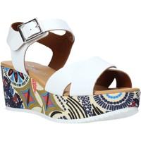 Cipők Női Szandálok / Saruk Grace Shoes 12 Fehér