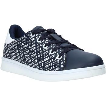 Cipők Gyerek Rövid szárú edzőcipők U.s. Golf S20-SUK621 Kék