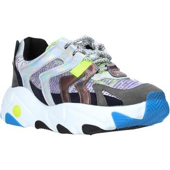 Cipők Női Rövid szárú edzőcipők Gold&gold A20 GS75 Szürke