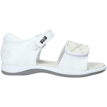 Cipők Lány Szandálok / Saruk Miss Sixty S20-SMS756 Fehér