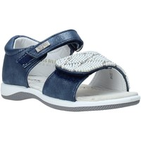 Cipők Lány Szandálok / Saruk Miss Sixty S20-SMS756 Kék