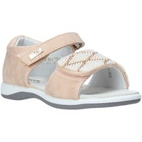 Cipők Lány Szandálok / Saruk Miss Sixty S20-SMS756 Rózsaszín