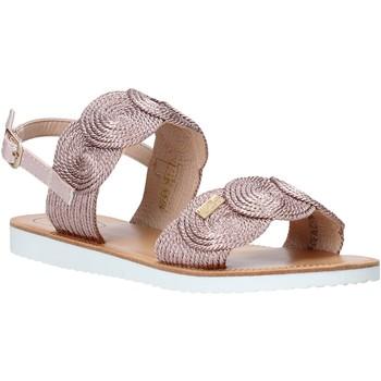 Cipők Lány Szandálok / Saruk Miss Sixty S20-SMS786 Rózsaszín
