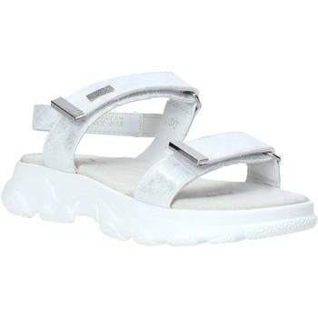 Cipők Lány Szandálok / Saruk Miss Sixty S20-SMS788 Fehér