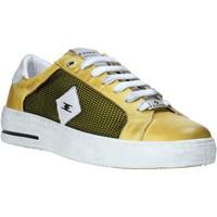 Cipők Férfi Rövid szárú edzőcipők Exton 177 Sárga