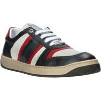 Cipők Férfi Rövid szárú edzőcipők Exton 310 Zöld