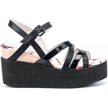 Cipők Női Szandálok / Saruk Lumberjack SW40006 003 O20 Fekete