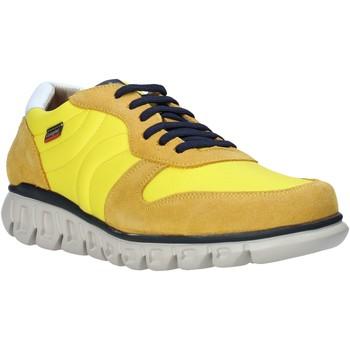 Cipők Férfi Rövid szárú edzőcipők CallagHan 12903 Sárga
