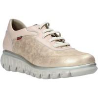 Cipők Női Rövid szárú edzőcipők CallagHan 13904 Rózsaszín
