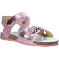 Cipők Lány Szandálok / Saruk Grunland SB1501 Rózsaszín
