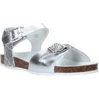 Cipők Gyerek Szandálok / Saruk Grunland SB1500 Ezüst