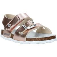 Cipők Lány Szandálok / Saruk Grunland SB0389 Rózsaszín
