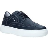 Cipők Gyerek Rövid szárú edzőcipők Nero Giardini E033770M Kék