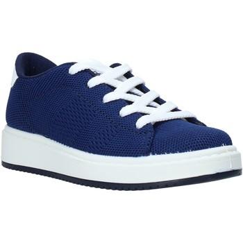 Cipők Gyerek Rövid szárú edzőcipők Primigi 5375511 Kék