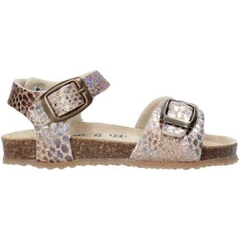 Cipők Lány Szandálok / Saruk Grunland SB1553 Bézs