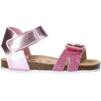 Cipők Lány Szandálok / Saruk Grunland SB1545 Rózsaszín