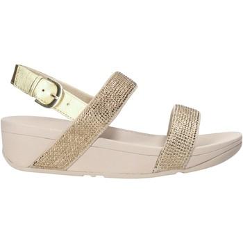 Cipők Női Szandálok / Saruk FitFlop T77-667 Arany