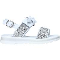 Cipők Lány Szandálok / Saruk Nero Giardini E031600F Fehér