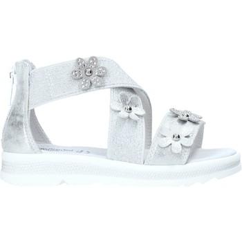 Cipők Lány Szandálok / Saruk Nero Giardini E031604F Ezüst