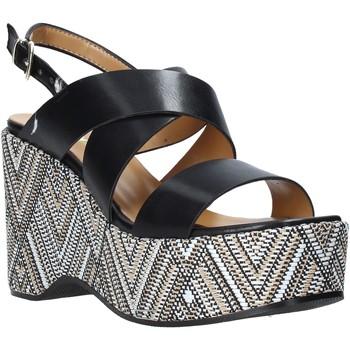 Cipők Női Szandálok / Saruk Grace Shoes 104010 Fekete