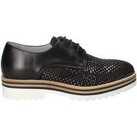 Cipők Női Oxford cipők Nero Giardini P805223D Fekete