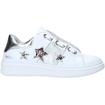 Cipők Lány Rövid szárú edzőcipők Holalà HS0065L Fehér
