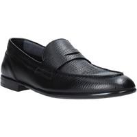 Cipők Férfi Mokkaszínek Marco Ferretti 160973MF Fekete