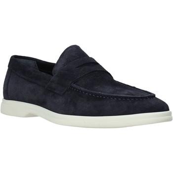 Cipők Férfi Mokkaszínek Marco Ferretti 161408MF Kék