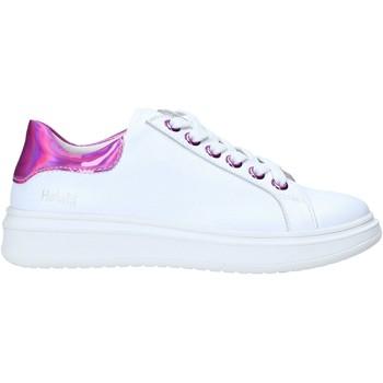 Cipők Lány Rövid szárú edzőcipők Holalà HS0067L Fehér