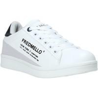 Cipők Gyerek Rövid szárú edzőcipők Fred Mello S20-SFK313 Fehér