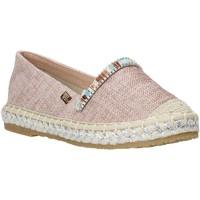 Cipők Gyerek Gyékény talpú cipők Miss Sixty S20-SMS705 Rózsaszín