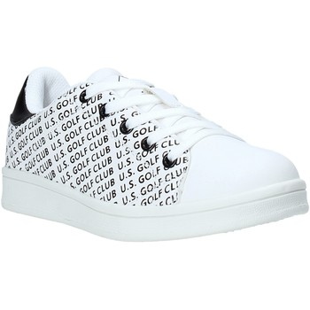 Cipők Gyerek Rövid szárú edzőcipők U.s. Golf S20-SUK621 Fehér
