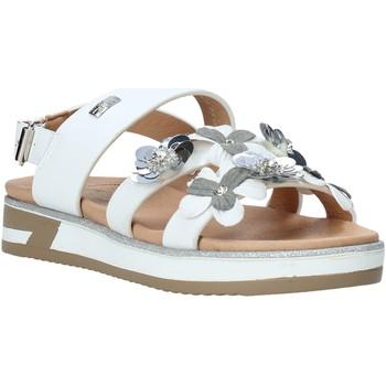 Cipők Lány Szandálok / Saruk Miss Sixty S20-SMS780 Fehér