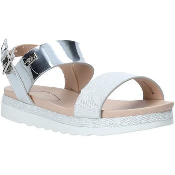Cipők Lány Szandálok / Saruk Miss Sixty S20-SMS797 Ezüst
