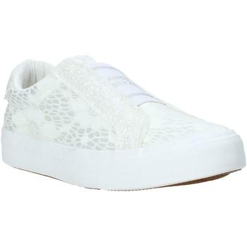 Cipők Gyerek Belebújós cipők Miss Sixty S20-SMS710 Fehér