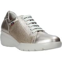 Cipők Női Rövid szárú edzőcipők CallagHan 19201 Arany