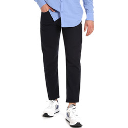 Ruhák Férfi Chino nadrágok / Carrot nadrágok Les Copains 9U3021 Kék
