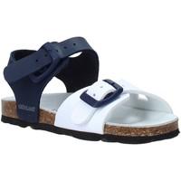 Cipők Gyerek Szandálok / Saruk Grunland SB0027 Kék