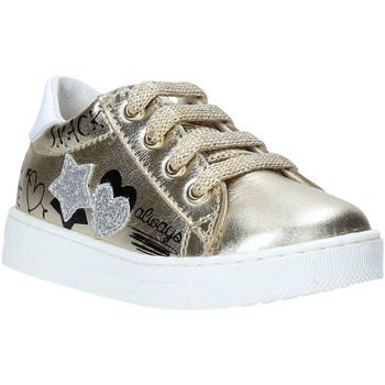 Cipők Lány Rövid szárú edzőcipők Falcotto 2014628 02 Arany